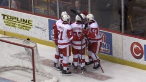 VIDEO: Hounds hang on to beat Spirit
