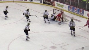 VIDEO: Hounds wrap up home stand with another win