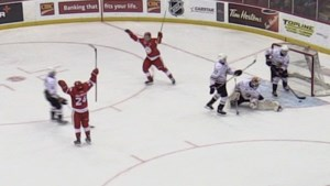 VIDEO: Hounds take 2-0 series lead