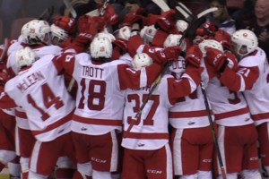 VIDEO: Frost lifts Hounds to victory