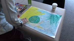 VIDEO: Using art to help rewire the brain after trauma