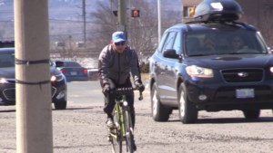 VIDEO: Andre pushes for bike path on Second Line