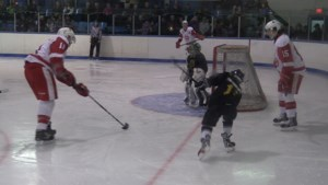 VIDEO: Hounds head to Thessalon to take on the Tigers