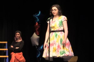 VIDEO: Singing, dancing, comedy, and spelling
