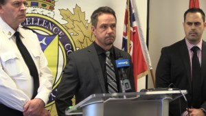 RAW VIDEO: Police answer questions about homicide investigation