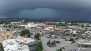 VIDEO: Hey remember that storm we just had? Watch it roll in