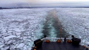 VIDEO: Hop aboard a U.S. Coast Guard icebreaker as it clears the St. Marys River