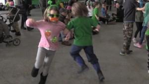 VIDEO: St. Paddy's party at Bushplane