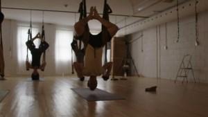 VIDEO: New in the Soo - Hanging around new yoga studio