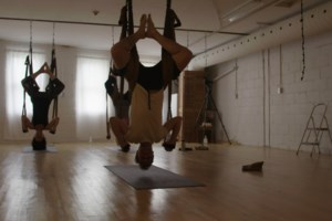 VIDEO: New in the Soo - Hanging around new yoga studio
