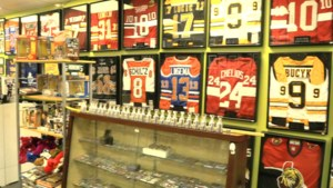 VIDEO: New in the Soo - Autographs, jerseys, action figures and more