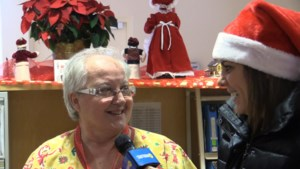 VIDEO: On the fourth day of Christmas, selfless caregiver receives surprise recognition