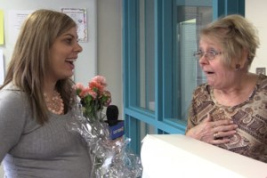VIDEO: A sweet surprise for some very deserving seniors