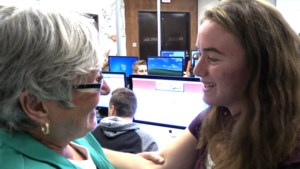 VIDEO: Local girl's dream gets boost from random act of kindness
