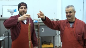 VIDEO: What's Your Dish - Sausage making season is here