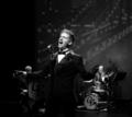 Start spreading the news —Geordie Brown sings The Songs of The Rat Pack