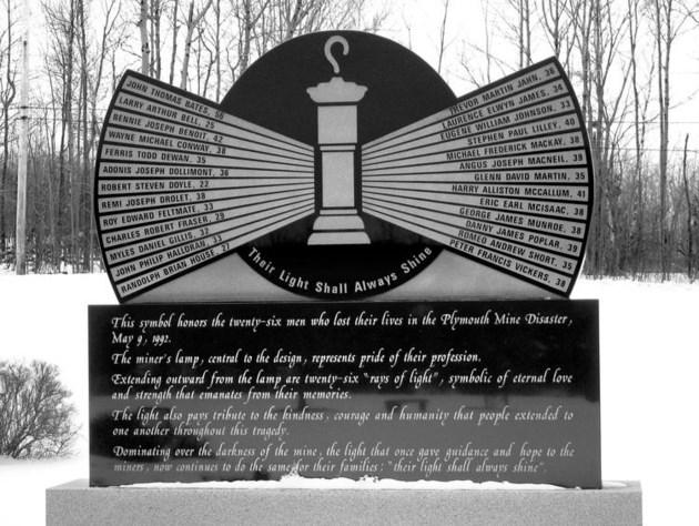 westray memorial