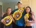 Nova Scotia boxers win four belts at Ringside World Championships