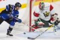 Mooseheads fall to Sea Dogs, draw Rouyn-Noranda as playoff opponent