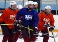 Huskies focused on gold at U Sports women's hockey championship