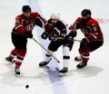 SMU inches toward AUS hockey playoffs