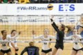 Tigers lose in women's volleyball quarter-finals at nationals