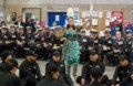 Ceremony held for graduates of Forces' aboriginal entry program
