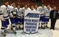 Warner scores in OT as Dartmouth clinches NSMMHL title