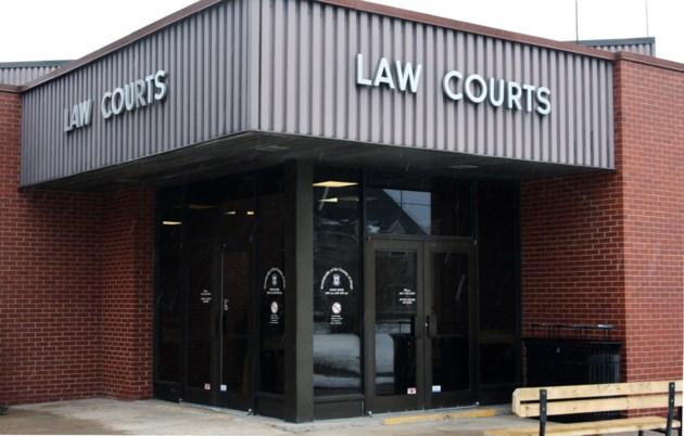 Kentville courthouse