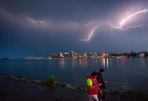 Severe T-Storm Watch in effect for CNY — ALERT