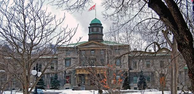 McGill-Arts-Building