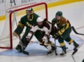 Huskies ousted in university women's hockey