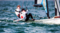 Olympic sailors Boyd and Rafuse fifth at World Cup