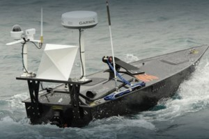 Navy to use surface drones to jam incoming missiles