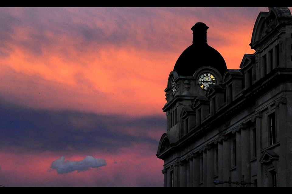 Moose Jaw City Hall. (Matthew Gourlie photograph)