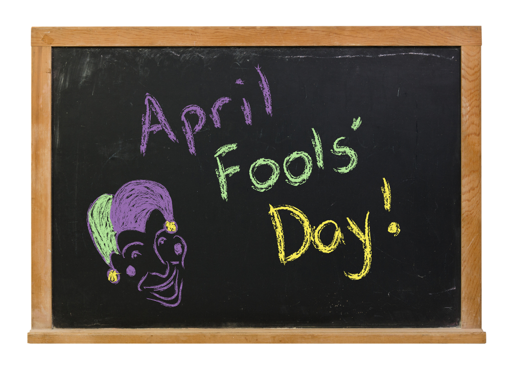 Five for Friday: April Fool's Day - MooseJawToday com