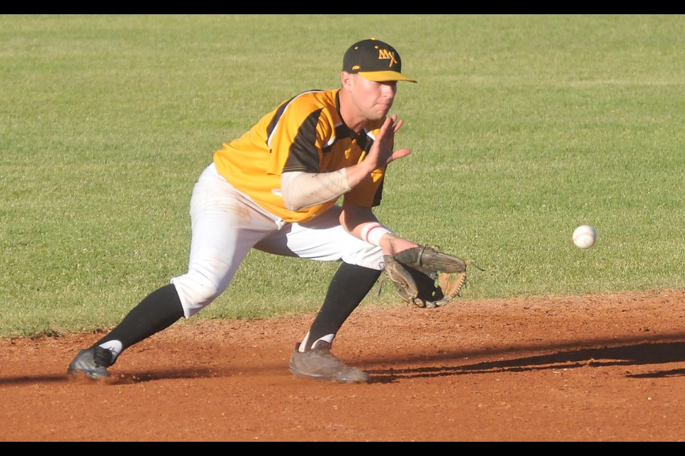 Shortstop Ty Lightley will be returning to the Miller Express this summer.