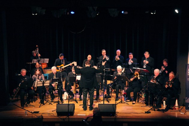 20180925 After Hours Big Band Old Town Hall