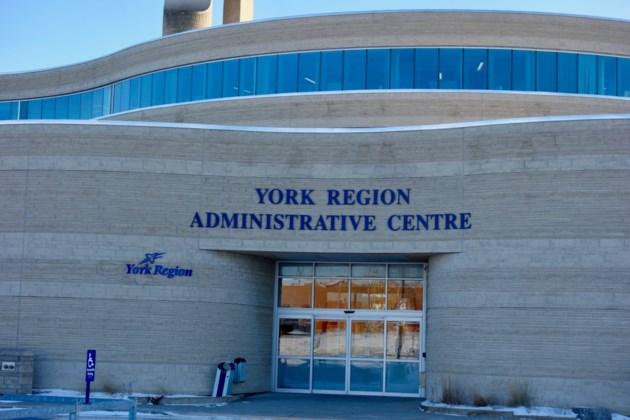 2019 01 20 York Region entrance DK