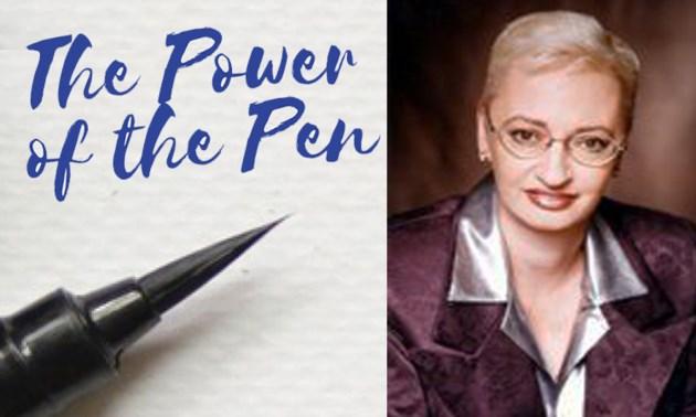 2019 05 08 Elaine Charal power of the pen program (1)