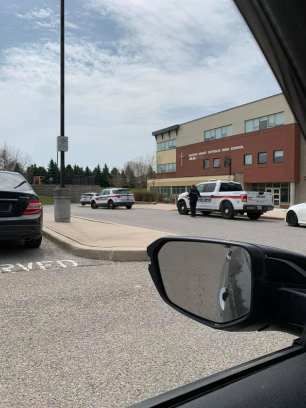 20190508 donna daigle pic of yrp at sacred heart