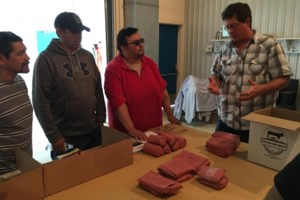 Beef farmers, college look to recruit First Nations workforce