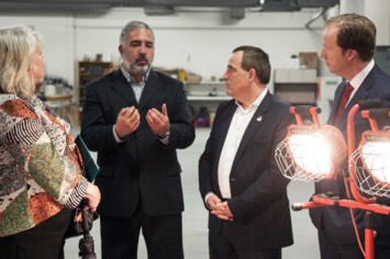Cambrian College receives $2.1M research grant