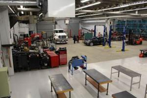 Canadore opens new motive power shop