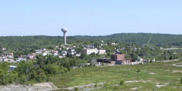 Cobalt town