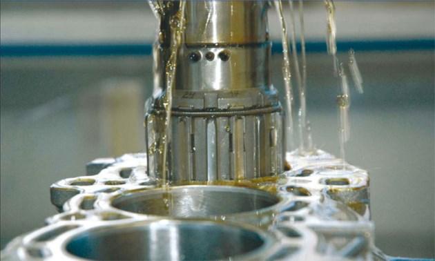 Cylinder-Honing