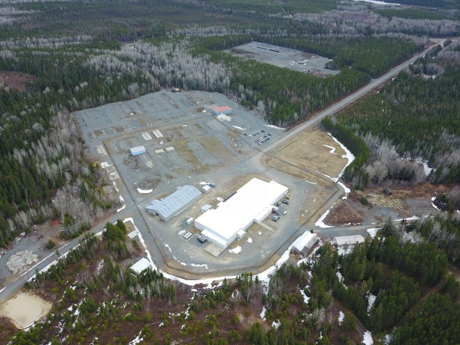 48North Cannabis Corp. is fully operational with its 40,000-square-foot indoor growing facility outside of Kirkland Lake. (Supplied photo)