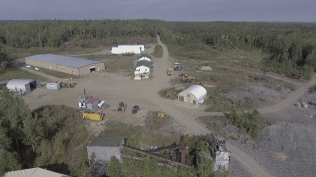 First Mining Gold Goldlund Project