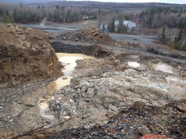 Frontier Mine
