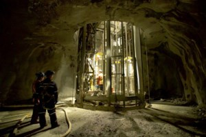 Mine builder takes top safety honours